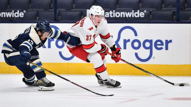 Главного русского таланта НХЛ тормознул бывший тренер Панарина. Свечников не забил «Коламбусу» ни разу за 120 минут