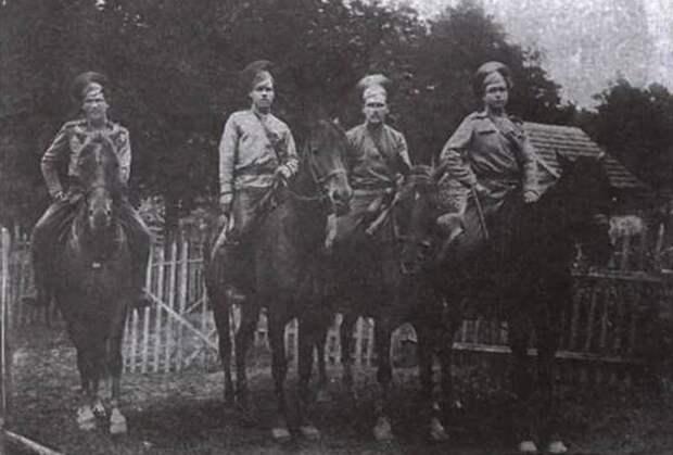 Подмоченный триумф казачьей конницы: рейд генерала Мамантова