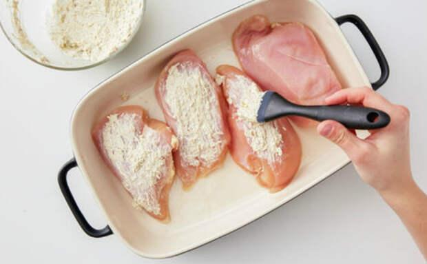 Добавляем курице сочности: маринуем в йогурте