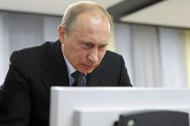 Кто научит президента пользоваться Интернетом?