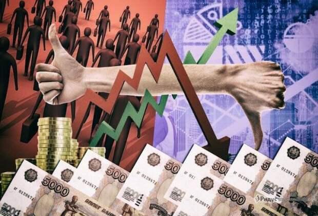 Вбольшинстве регионов России ускорилась инфляция