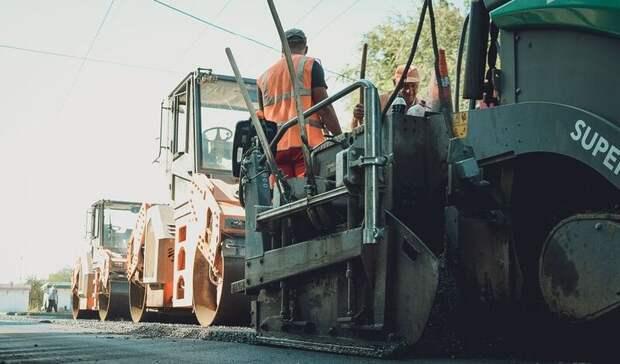 Дорожники отремонтируют 77 улиц в Волгограде