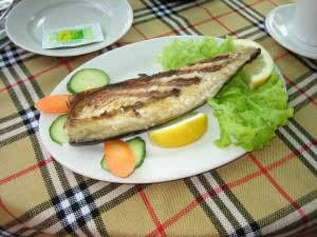 В Болгарии в ресторане