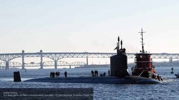 Sohu: всплытие подлодки РФ у Аляски стало жестким ответом США на провокации
