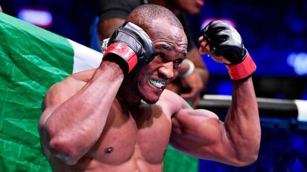 Масвидаль оказался тяжелее Усмана: результаты взвешивания турнира UFC 261