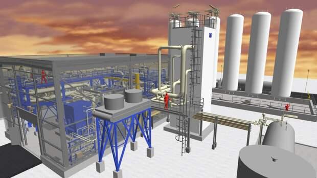 В Марокко построят станцию по переработке сжиженного газа