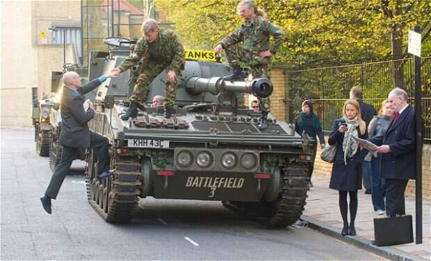 Такси-танк