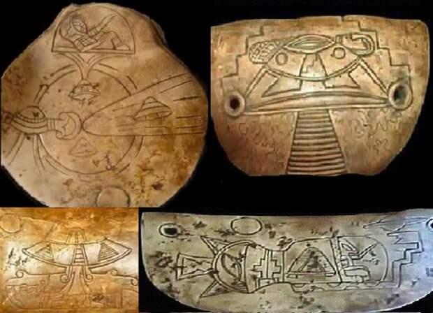 Новые находки Майя — неопровержимое доказательство внеземных контактов