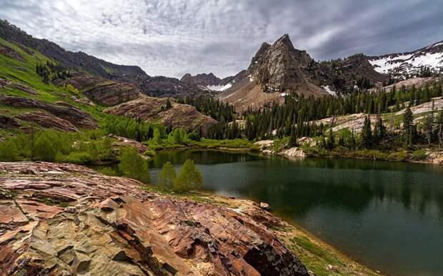 Гранитная гора