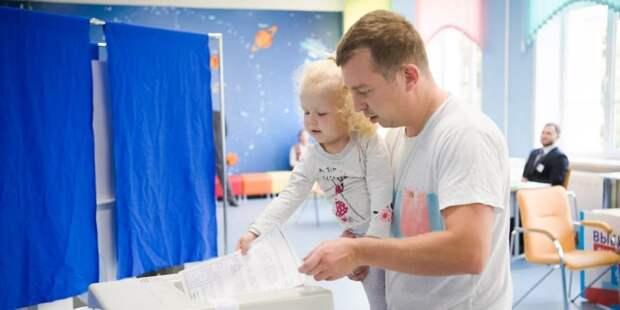 Собянин представил список кандидатов на выборы в Госдуму Фото: Е. Самарин mos.ru
