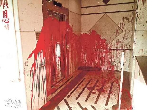 Что бывает с должниками в Китае: кровавые визиты коллекторов
