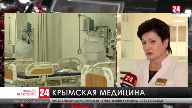 Президент России в прямом эфире пообщался с жителями Крыма. Обсудили и качество медицины на полуострове