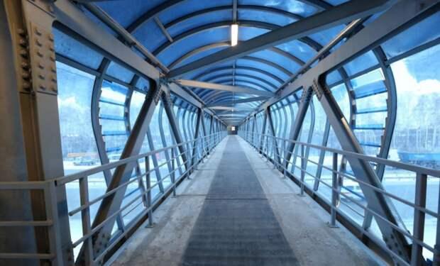 В надземных переходах «Тавриды» появятся лифты