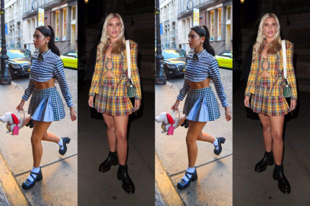 Жакет + плиссированная юбка –лучшее сочетание для...
