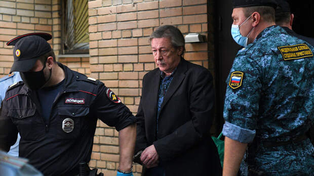 Осужденный Ефремов предложил создать Российский тюремный театр