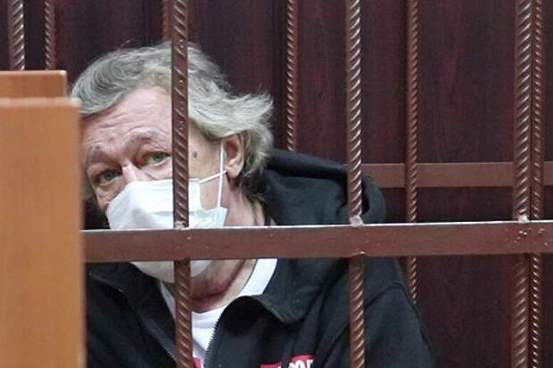 Отсидевший актер высказался осудьбе Ефремова