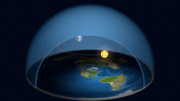 В США прошла первая конференция сторонников теории плоской Земли