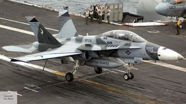 Military Watch: авианосцы США на десятилетия лишатся защиты от ударов с воздуха