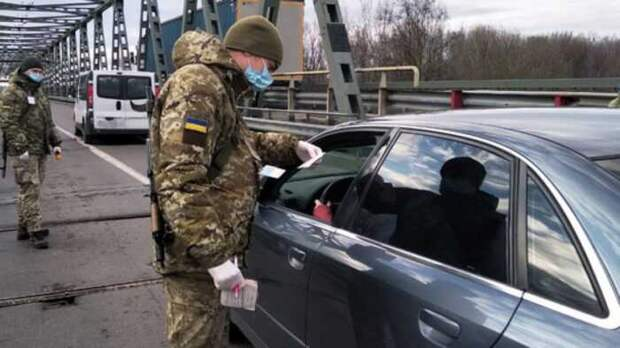 Жителей Донбасса не пропустят из России на Украину без ПЦР-теста