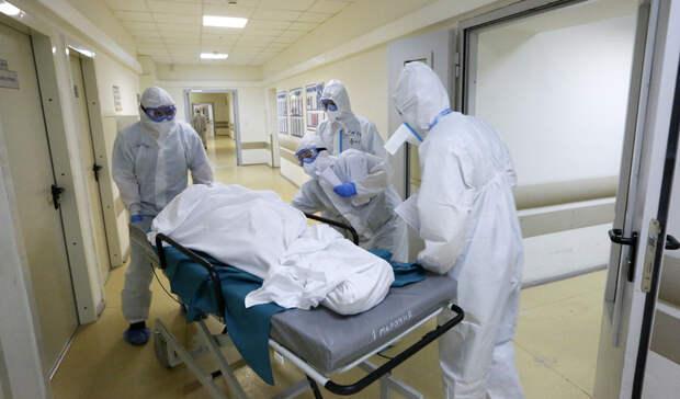 Москва поставила антирекорд по суточному приросту заболевших ковидом