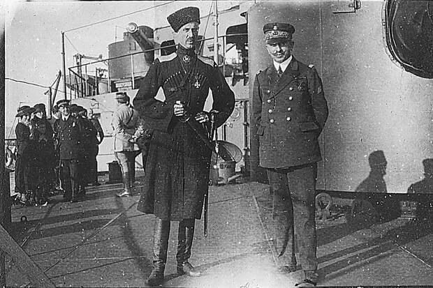 История Крыма. Звезда и смерть генерала Слащева