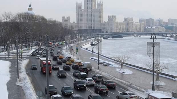 Москвичей ожидают заморозки в начале следующей недели