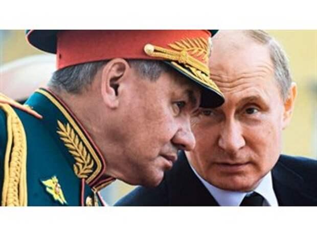 Россия установила новые правила игры по Украине