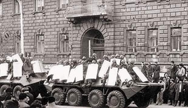 Кровавый январь. Армяно-азербайджанский вооружённый конфликт глазами очевидца