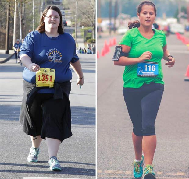 25. - 63,5 кг за 19 месяцев  похудение, результат