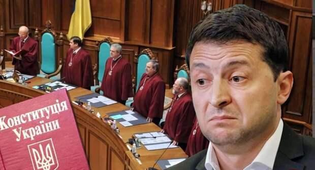 Конституционный кризис на Украине перерастает в войну