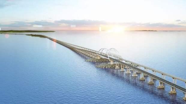 Крымский мост и Крымская волна. Что и как Россия строит на «аннексированном» полуострове
