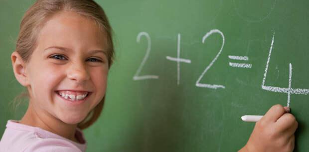 Как научить ребенка решать математические задачи