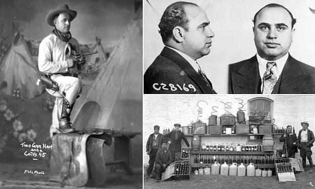 Брат Аль Капоне оказался борцом с бутлегерами