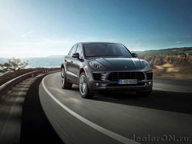 Встречайте Porsche Macan – официальная информация и фотографии из Лос Анжелеса