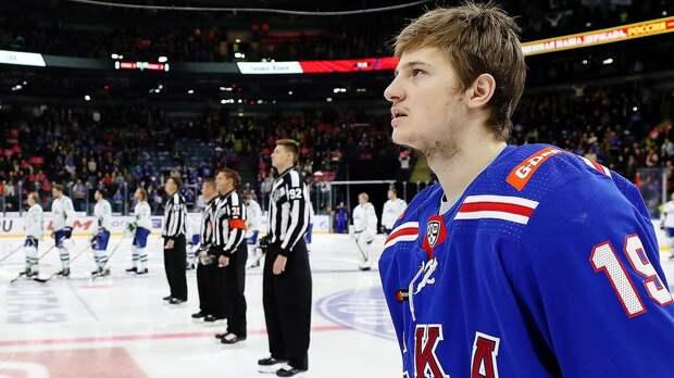 Игрока СКА ждут в НХЛ, но у него есть контракт в Питере. Почему Ротенберг должен отпустить Ткачева в Америку