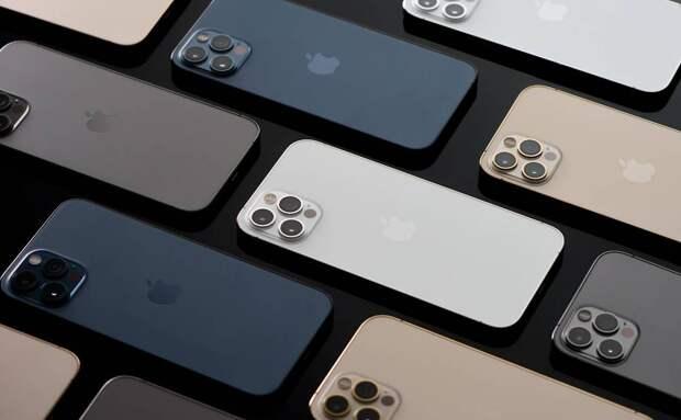Ценник на iPhone 12 Pro рекордно снизился в России