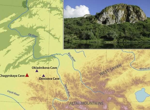 Палеогенетики обнаружили на Алтае 14 близкородственных неандертальцев