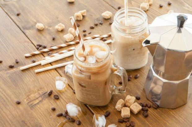10 крутых способов сделать холодный кофе