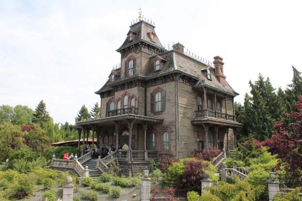 Таинственный дом загробные мир, мистика, смерть, чудо