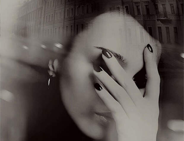 Притча. Он спросил у Бога - почему женщины плачут?
