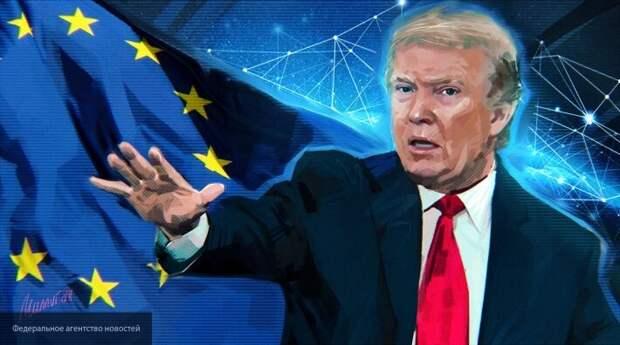США заключат военный союз с Польшей, Британией и Румынией и отвернутся от Германии - Рар