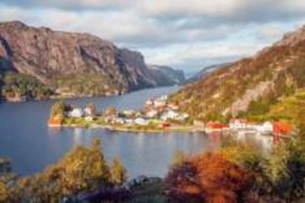 Десять причин отправиться в Норвегию этой осенью