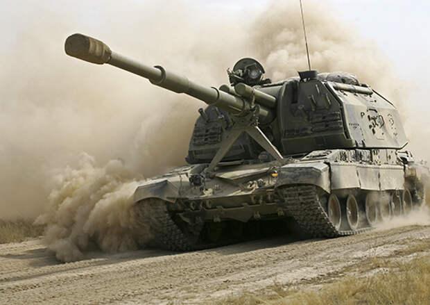 Для Сухопутных войск разрабатывается высокомобильное артиллерийско-минометное вооружение