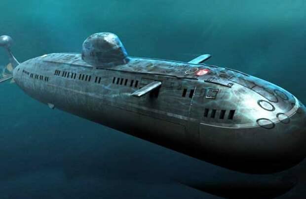 Видео: Куда под водой уходят выхлопные газы в дизельной подводной лодке