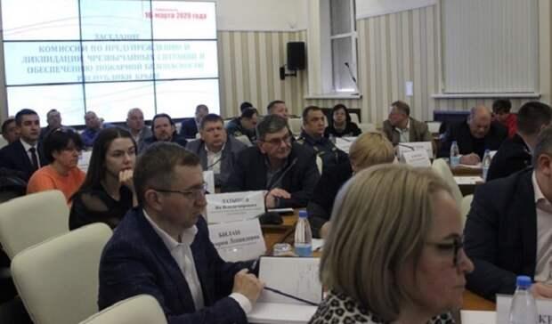 Коронавирус повысил готовность властей Крыма