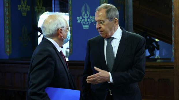Лавров лишил Европу возможности самоудовлетворения