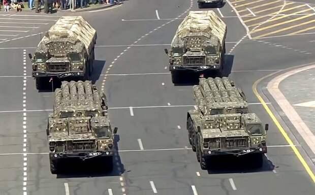 MW: Пять оружейных систем Армении, которых нужно бояться Азербайджану