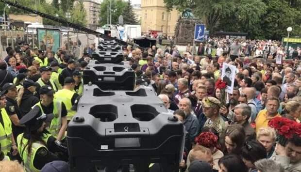 Политологи объяснили почему на «Бессмертный полк» в Киеве пришли десятки тысяч людей | Продолжение проекта «Русская Весна»