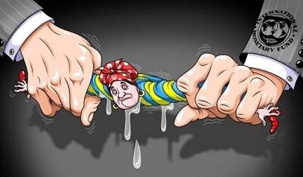 Украина за месяц увеличила госдолг на 30 миллиардов гривень