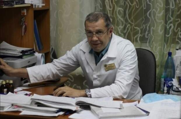 В Челябинске скончался хирург-онколог, работавший с больными коронавирусом